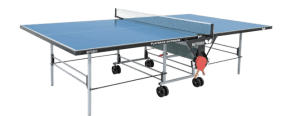 Butterfly Playback Rollaway Outdoor Table