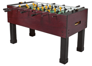Tornado Classic Foosball Table - Best Overall