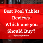 The Best Pool Tables in the World  Reviews [2021] (Top Billiard Table)