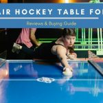 Best Air Hockey Table for Sale - Reviews & Buying Guide [2021]