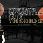 Best Outdoor Basketball Ball 2021 - Reviews & Buying Guide