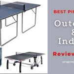 Best Ping Pong Table for Home Use/Outdoor/Indoor Reviews 2021