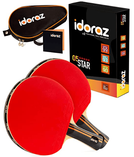 Ideas Ping Pong Paddle Racket