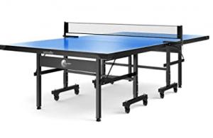 SereneLife Durable Indoor Tennis Table
