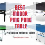 [Top 10] Best Indoor Ping Pong Table 2021 - Professional tables for indoor