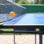 Can The Ball Hit The Net In Ping Pong?