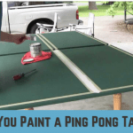Can You Paint a Ping Pong Table? - Resurface Guide