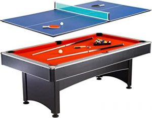 Height Of Pool Table Vs Ping Pong Table