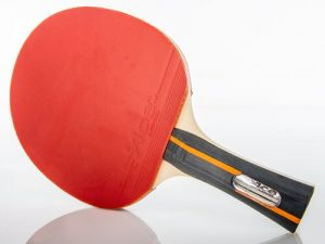Side Of A Ping Pong Paddle Is Forehand
