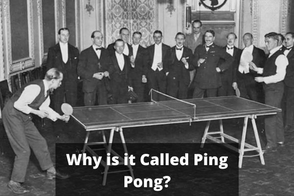 Why is it Called Ping Pong?