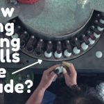 How Ping Pong Balls are Made?