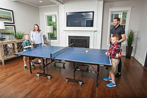 The best Indoor Game Ping Pong,  full size ping pong table dimensions