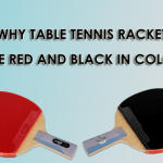 Why are Ping Pong Paddles Red and Black? | Reasons You Should Know